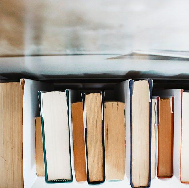 I böckernas magiska värld